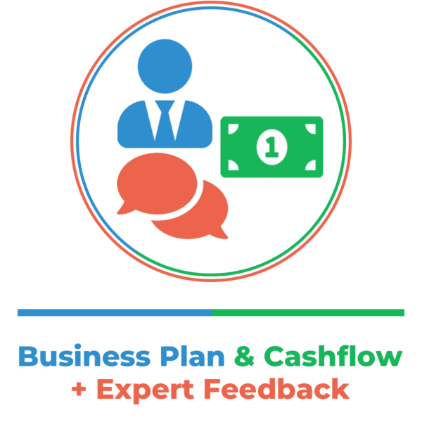 Business Plan Bootcamp & Planning your Cashflow + Expert Feedback