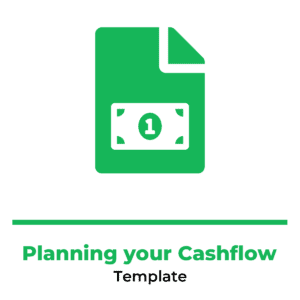 Planning your Cashflow template